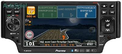 Pioneer pm-503 gps инструкция